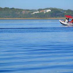 Aluminium recreational boat